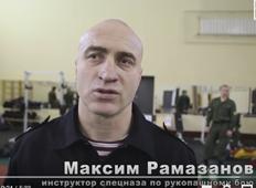 Как обезвредить подонка с оружием: основатель школы рукопашного боя в Москве, инструктор спецназа.