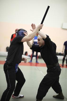 Инструктор , тренер по рукопашному бою в Москве